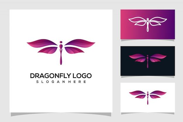 Logo dragonfly