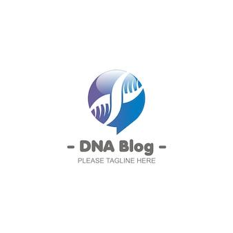 Logo du blog adn