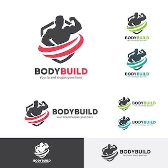 Logo du body builder