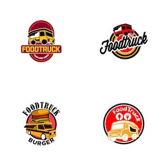 Logo du camion de nourriture
