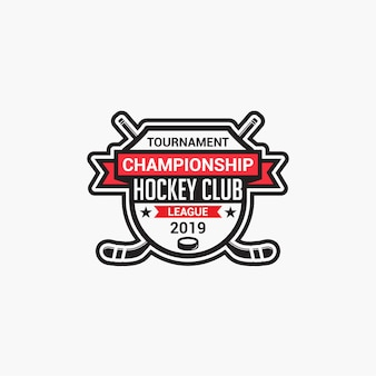 Logo du club de hockey