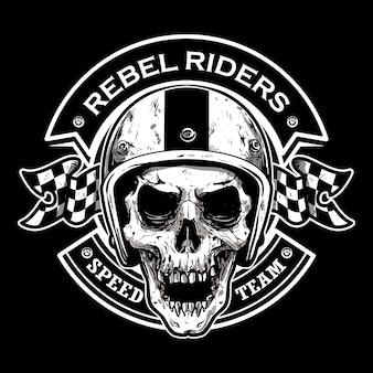 Logo du club de moto