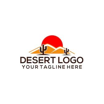 Logo du désert