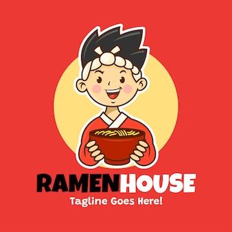 Logo du japon ramen
