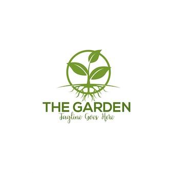 Logo du jardin