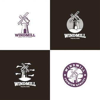 Logo du moulin à vent