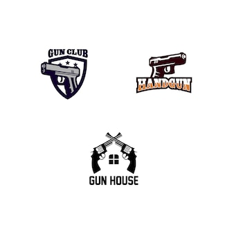 Logo du pistolet