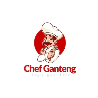 Logo du restaurant d'entrée