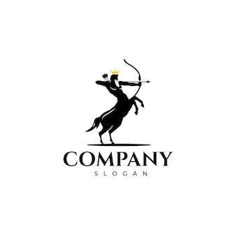 Logo du roi centaure
