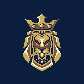 Logo du roi lion