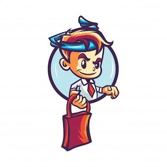 Logo du site web e commerce