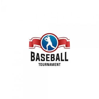 Logo du tournoi de baseball
