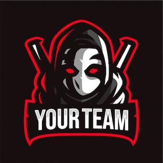 Logo e-sport ninja