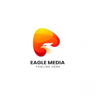 Logo eagle play media