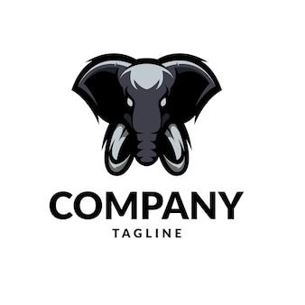 Logo d'éléphant