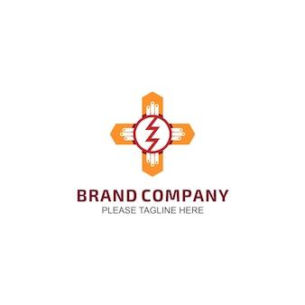 Logo d'énergie automatique