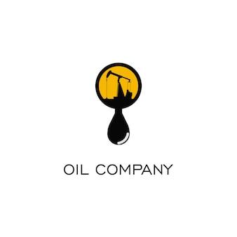 Logo de l'entreprise pétrolière