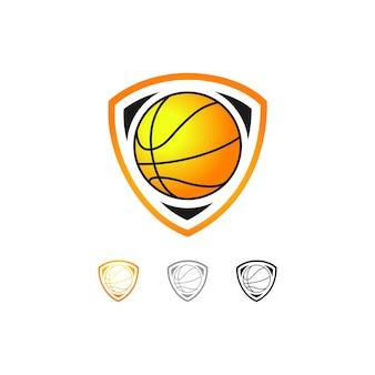Logo de l'équipe de basketball