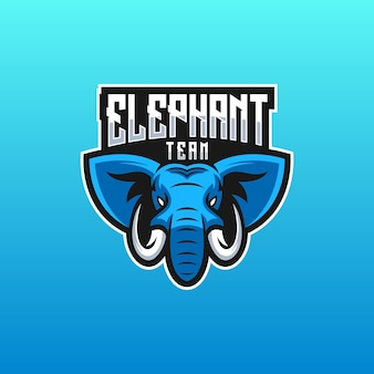 Logo de l'équipe d'éléphants