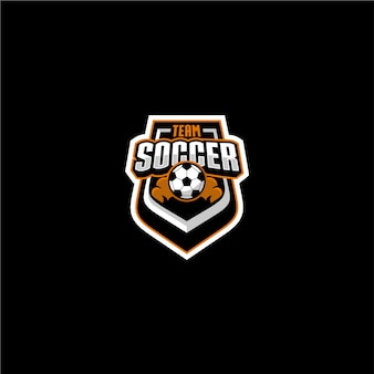 Logo de l'équipe de football