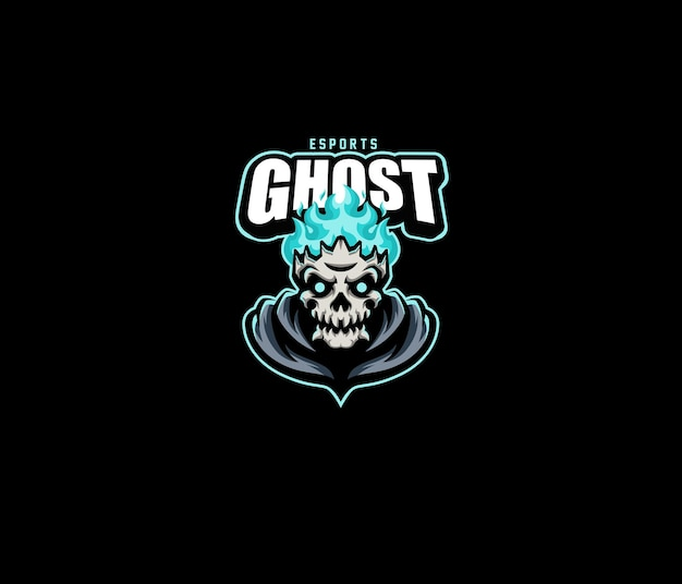Logo de l'équipe ghost esport