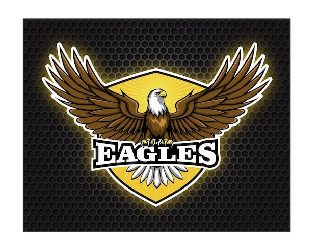 Logo esport ealgle