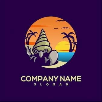 Logo d'été de l'ermite