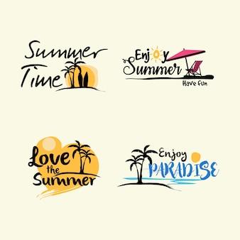 Logo d'été