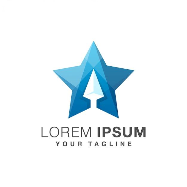 Logo d'étoiles