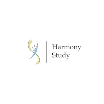 Logo d'étude d'harmonie moderne