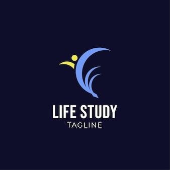 Logo d'étude de la vie moderne