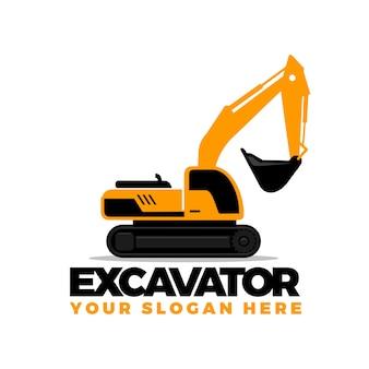 Logo de l'excavatrice