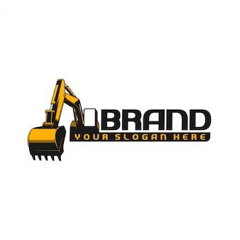 Logo d'excavatrice