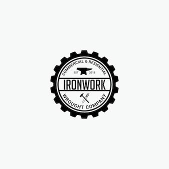 Logo de ferronnerie