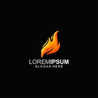 Logo de feu