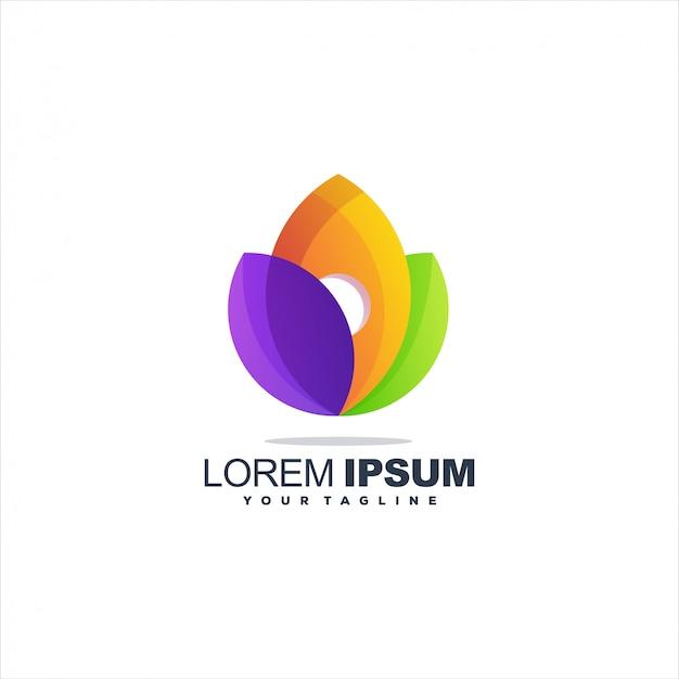 Logo de feuilles
