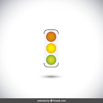 Logo de feux de circulation