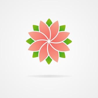 Logo de la fleur