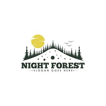 Logo de la forêt