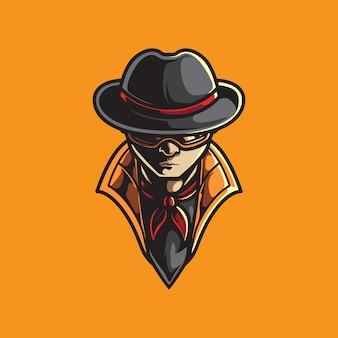 Logo gangster esport