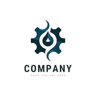 Logo gear gear
