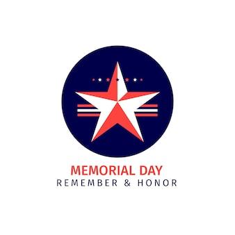 Logo général du jour commémoratif duotone