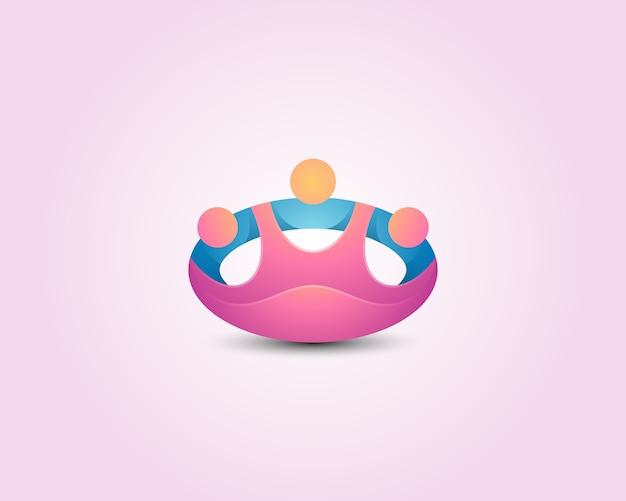 Logo des gens de la communauté