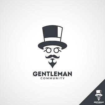 Logo gentleman