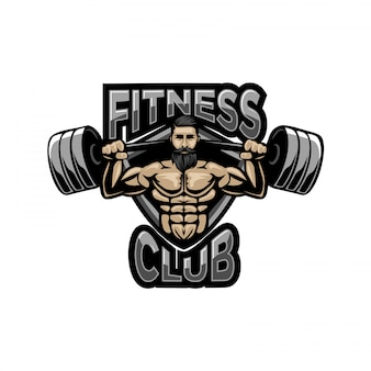 Logo de gym