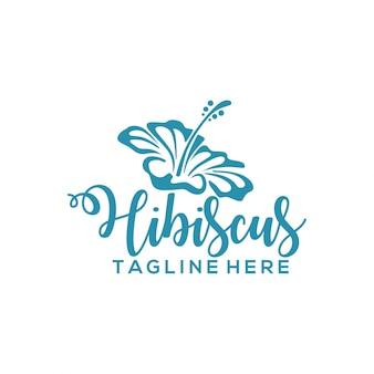 Logo d'hibiscus