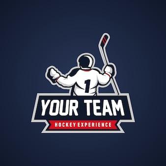 Logo de hockey