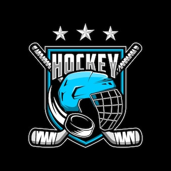 Logo de hockey