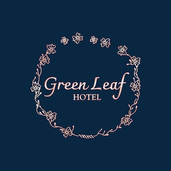 Logo de l'hôtel botanique