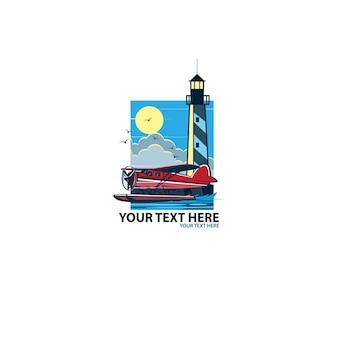 Logo de l'hydravion